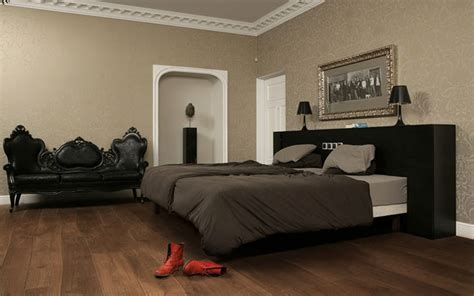 bespoke bedroom design 33 rustic wooden floor bedroom design inspirations