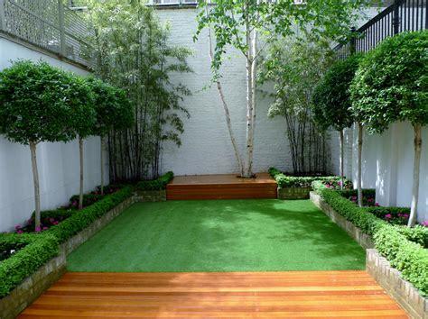 patio moderne modern garden design chelsea fulham battersea deck grass