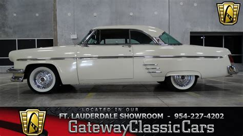 Cover Radiator Nmax 2 Tone Thailand 1954 Mercury Monterey Gateway Classic Cars Fort Laude