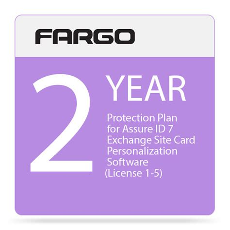 id card design software fargo fargo protection plan for assure id 7 card personalization