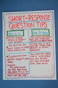 literacy math ideas tips for answering response