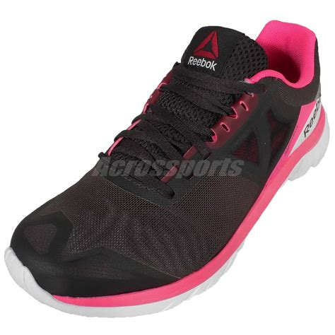 pink and grey sneakers reebok reebok zstrike run grey pink womens running shoes