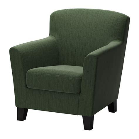 Green Armchair Eken 196 S Armchair Hensta Green Ikea