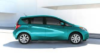 2014 Nissan Versa Hatchback News 2014 Nissan Versa Note Hatchback Starts At 13 990