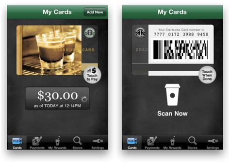 How To Reload Starbucks App With Gift Card - how to pay with your iphone at starbucks