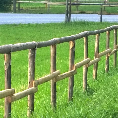 steccati in legno per giardino con realizzazione