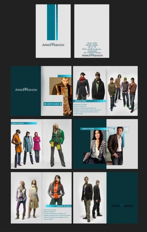 design clothes business fashion brochure design graphic design pinterest