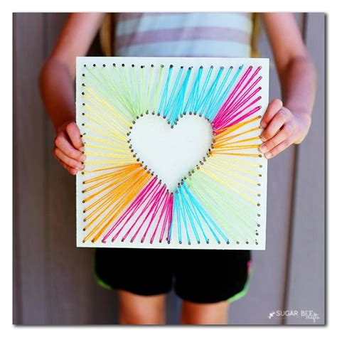 arts and crafts gift ideas for best 20 mothers day crafts ideas on