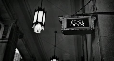Stage Door Productions by David Mahoney Productions Home