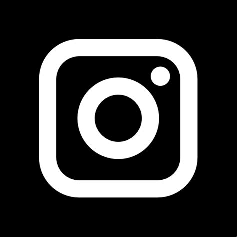 instagram  social media icons