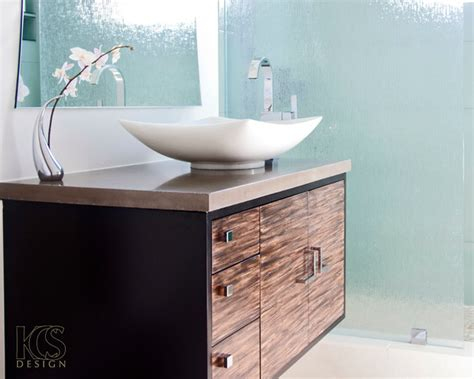 floating bathroom vanity units kea lani floating vanity by kcs design modern bathroom