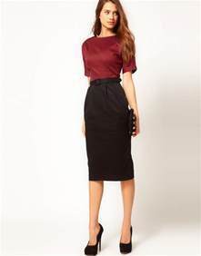 office dresses pencil skirt for office 2014 2015 fashion trends
