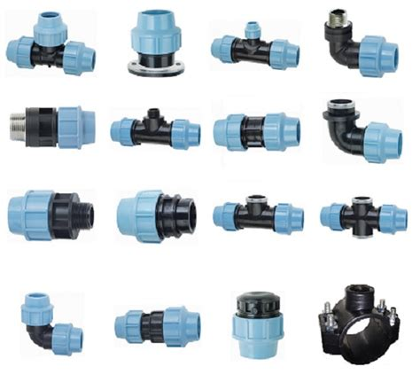 Fitting Hdpe hdpe fittings ppr fittings pvc valve pp compression