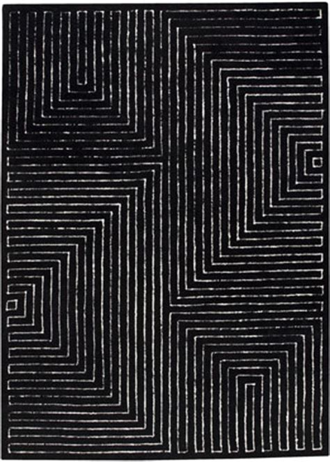 black white rugs modern toledo black white rug from the pangea textured rugs i