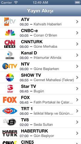 show tv kanal d atv fox tv star tv trt hd ylba canl yayn star tv yayın akışı