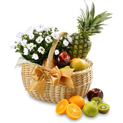 fruit and basket fruit flower basket fresh fruit hers floral baskets