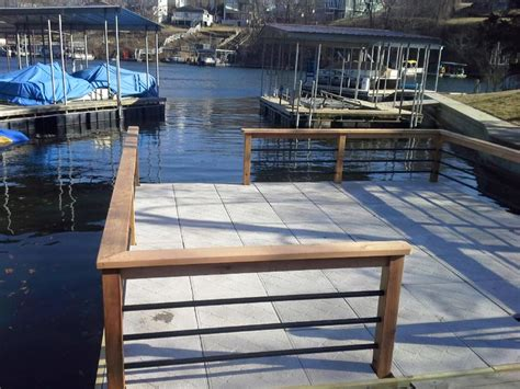 boat repair cullman al williams lakefront construction flotation systems