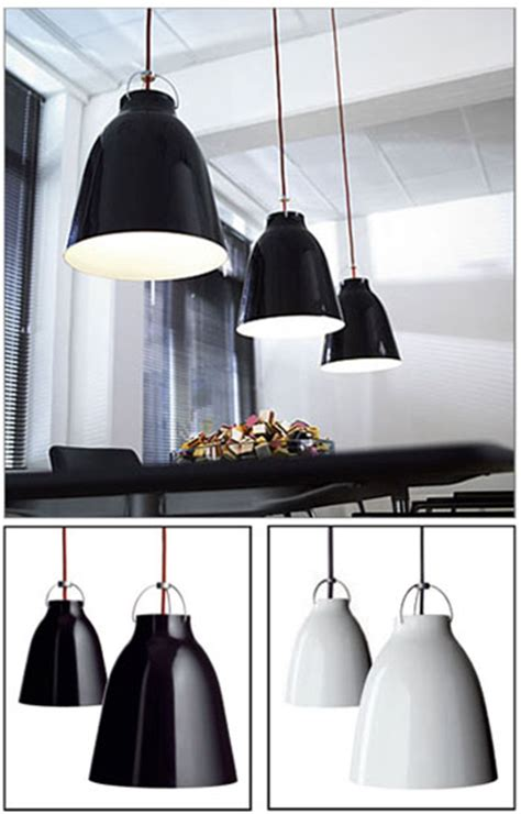 light years design cecilie manz caravaggio modern pendant lamp novacom