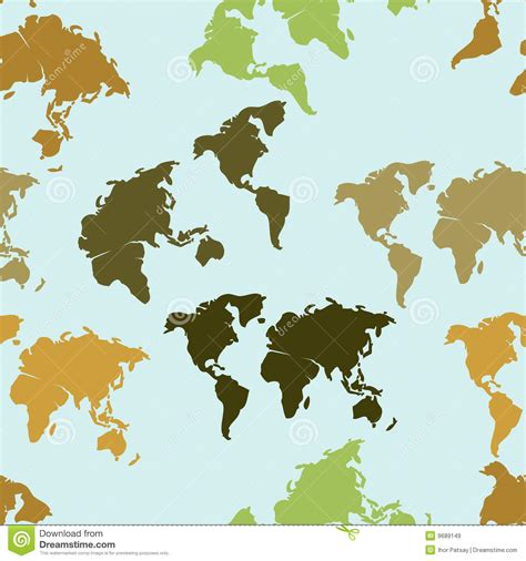 seamless map pattern seamless map pattern royalty free stock images image