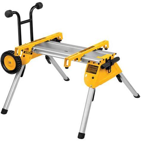 Table Saw Cart by Dewalt Dw7440rs Rolling Saw Stand Dewalt Table Saw Cart