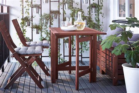 5 Small Patio Dining Sets For The City Dweller Small Patio Dining Sets