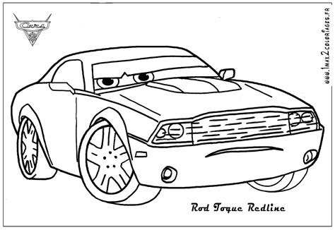 Cars 2 Coloring Pages Printable free coloring pages of mcqueen 2