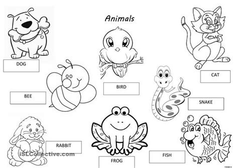 printable animal articles 15 best images of spanish indefinite articles worksheet
