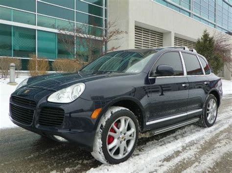 sell used 2004 porsche cayenne in skokie illinois united states for us 16 995 00