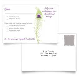 anatomy of an rsvp card wordingtruly engaging wedding
