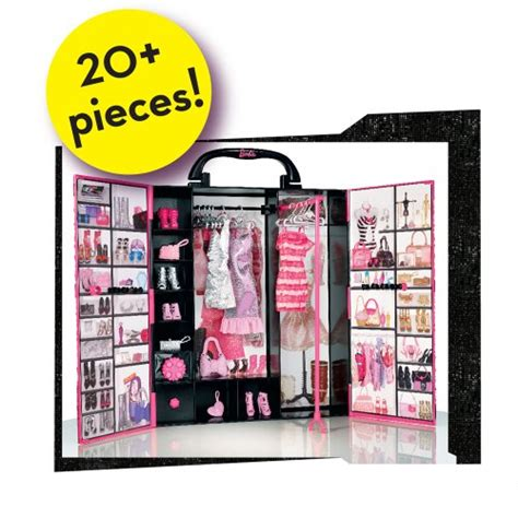 armadio mattel x5357 armadio della moda giocattoliprezzi