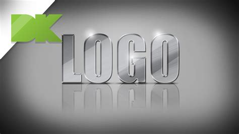 texture for logo create a metallic texture on your logo or text photoshop