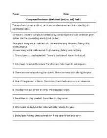 simple compound complex sentences worksheet davezan