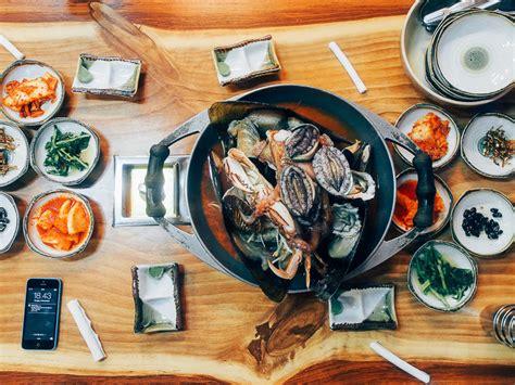 tempat makan  jeju island korea   dicicipi