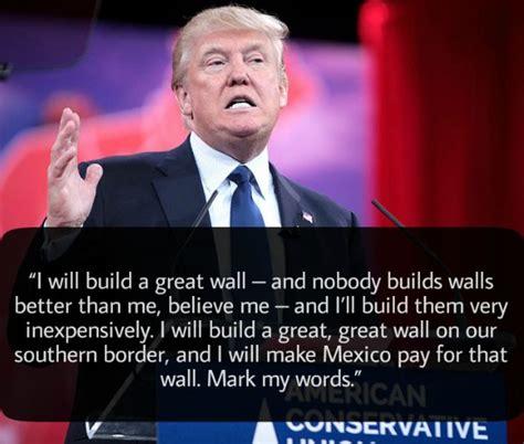 Donald Trump Quotes Immigration | donald trump quotes on women immigration america politics