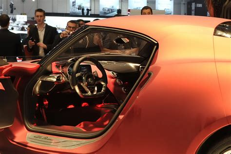 alfa romeo 4c concept alfa romeo 4c concept video and live shots from the