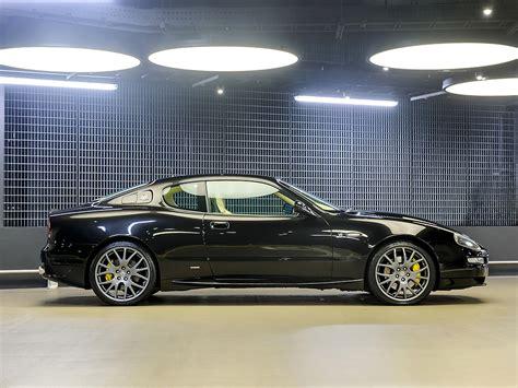Maserati Cambiocorsa by Maserati Gransport V8 Cambiocorsa 2dr Coupe Nuvola