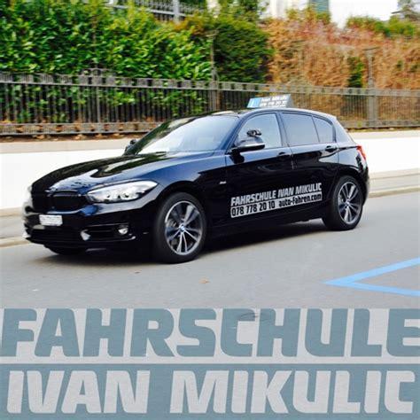 Motorrad Fahrschule Horgen by Fahrschule Z 252 Rich Ch Fahrschulen Fahrlehrer Preise