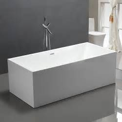 four square sided freestanding bath 1500mm