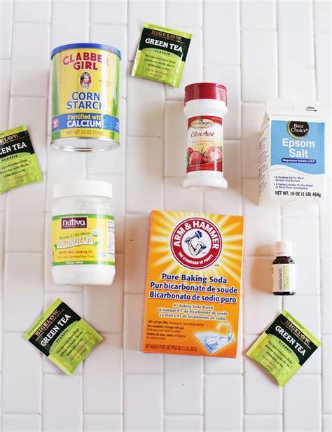 How To Make A Detox Bath Bomb by Best 20 Green Tea Bath Ideas On Green Tea