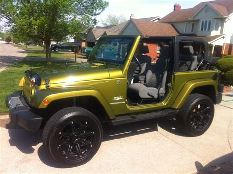 jeep rescue green jeep jk crd gas mileage autos post