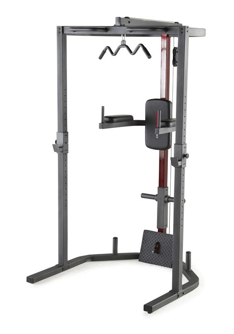 Weider Pro Power Rack Reviews weider 14933 pro power rack sears outlet