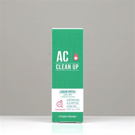Etude Liquid etude house ac clean up liquid patch review