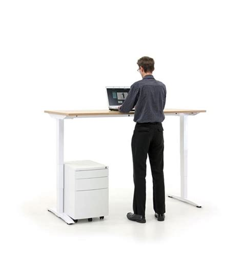height adjustable desk uk verco oblique adapt height adjustable desk office