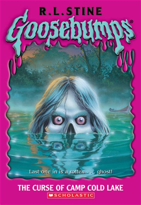 the curse of books the curse of c cold lake goosebumps 56 by r l