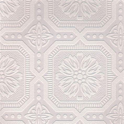 white paintable wallpaper white wallpaper ceiling tiles