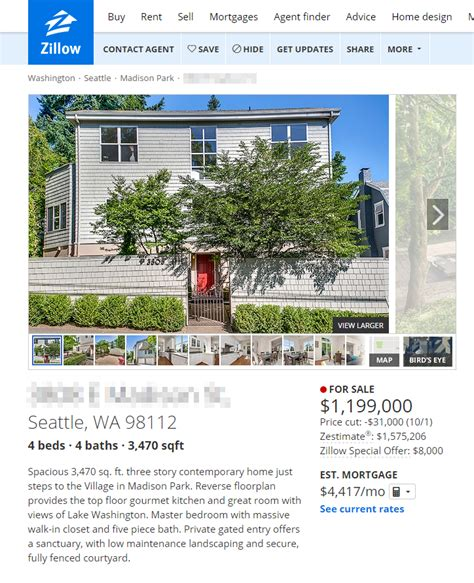 putting zillow zestimates accuracy to the test nerdwallet