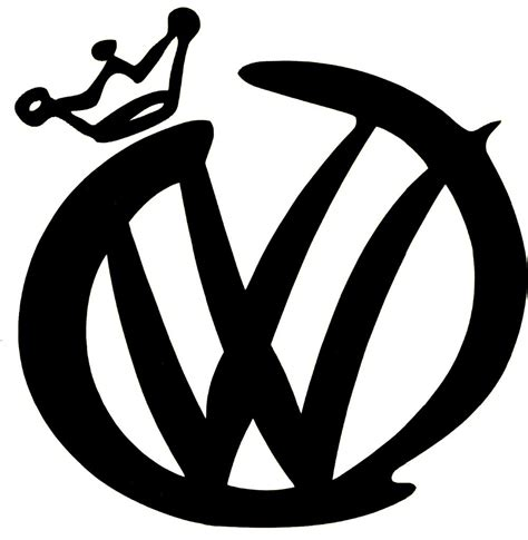 Auto Sticker Vw by Popular Crown Vw Buy Cheap Crown Vw Lots From China Crown