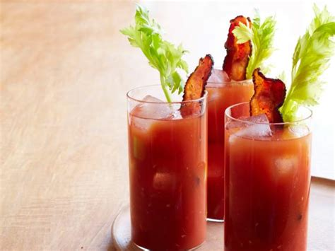 Ideas For Kitchen Diners Smoky Bloody Marys Recipe Food Network Kitchen Food