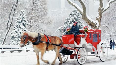christmas in central park back drops for santa pics central park wallpaper freechristmaswallpapers net
