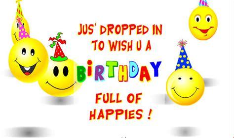 Happy Birthday Smile Quotes 25 Impressive Birthday Wishes Life Quotes